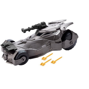 Justice League Mega Cannon Batmobile Mattel FGG58