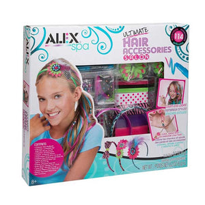 Alex Toys Hair Accessories Salon Activity Kit, Multi Color 722X