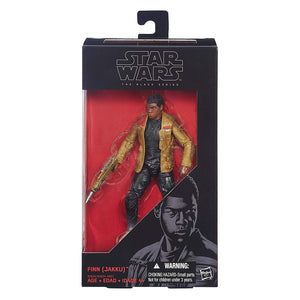 Starwars E7 Black Series Figures - Finn