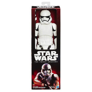 Star Wars The Force Awakens First Order Stormtrooper, White