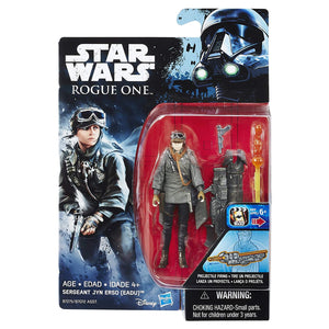 Star Wars Rogue One Sergeant Jyn Erso Figure