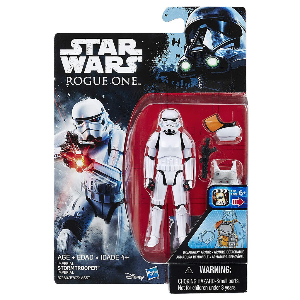 Star Wars Rogue One Imperial Stormtrooper Figure