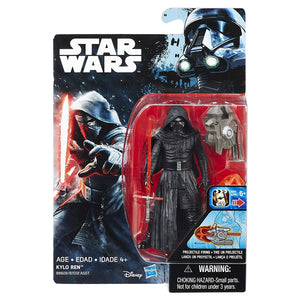 Star Wars The Force Awakens Kylo Ren Figure