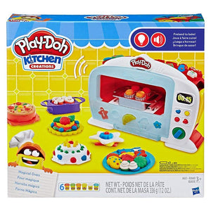 Play-Doh Kitchen Creations Magical Oven B9740AS00