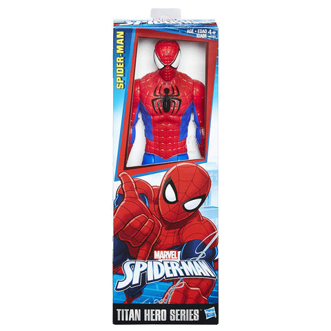 Marvel Spider Man Titan Hero Series Figure