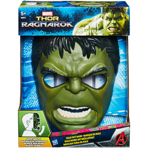 Avengers Marvel Thor Ragnarok Hulk Out Mask B9973AS00