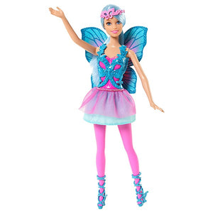 Barbie Doll Fairy Blue CFF32-CFF35