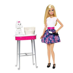 Barbie Doll Color Me Cute , Multi Color CFN40