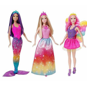 Barbie Doll Fairytale 3-Doll Giftset CKB30