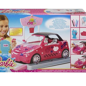 Barbie Convertible Car CKP80