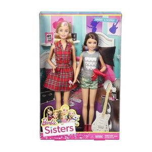 Barbie Doll Skipper Doll , Multi Color DGX43-DGX42