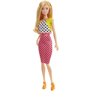 Barbie Fashionistas Doll 13 Dolled Up in Dots - Original DGY54-DGY62