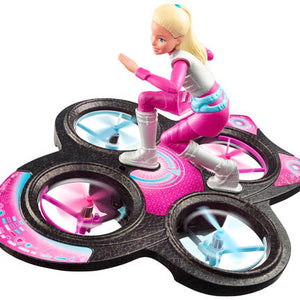 Barbie Star Light Adventure Flying RC Hoverboard DLV45