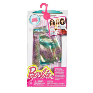 Barbie Doll Dress Skirt Fashion Iridescent Circle CFX73-DMB18