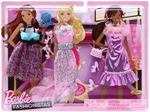 Barbie Doll  Dress Clothes Night Looks - Pastel Awards Show Fashions N4855-W3166