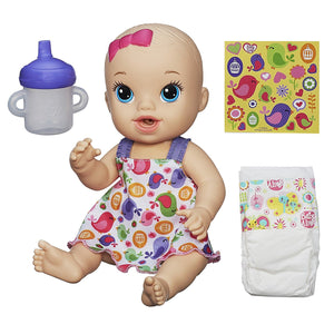Baby Alive Sips 'N Cuddles Doll Baby 7125700