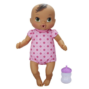 Hasbro Baby Alive Luv N Snuggle Baby Doll Brunette 712600