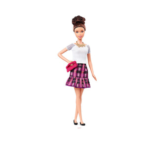 Barbie Fashionistas Glam Fashion Doll BCN36-CLN64
