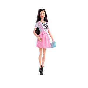Barbie Fashionistas Glam Doll BCN36-CLN66