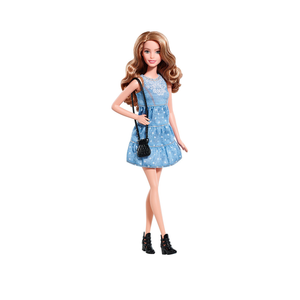 Barbie Fashionistas Glam Doll BCN36-CLN67