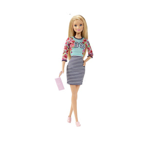 Barbie Fashionistas Glam Fashion Doll BCN36-CLN61