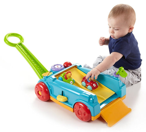 Fisher Price Silly Speedsters™ Rock 'n Roll Wagon BFH76