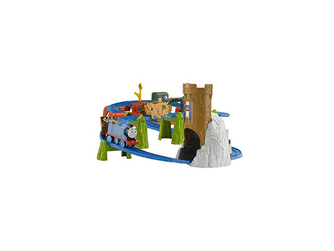 Fisher Price Thomas King Of The Railway Deluxe Set BGL99