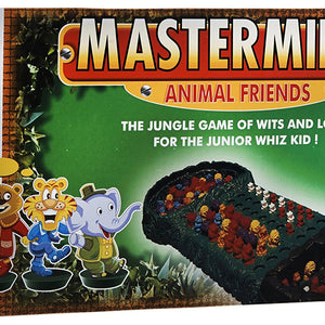 Funskool Master Mind Animal Friend, Multi Color 1427300