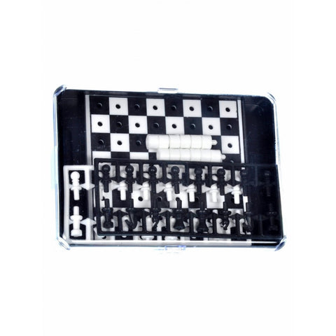 Funskool Travel Chess and Draught Mini 4995000