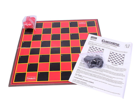 Funskool Checkers Plus 5 9415000