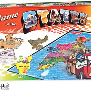 Funskool Game of the States 9571000