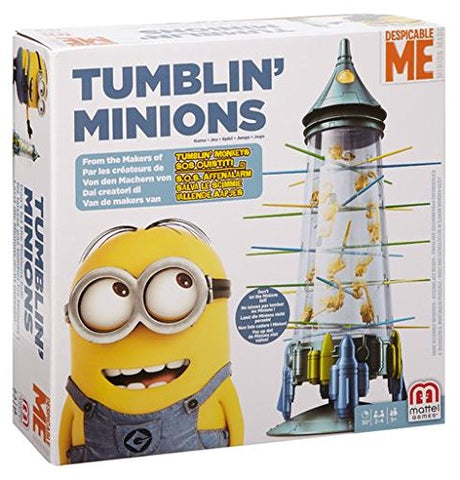 Mattel Tumblin Minions, Multi Color