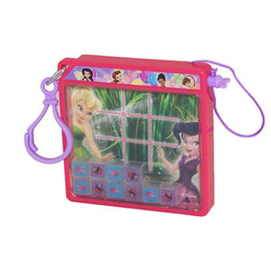 Disney Magnetic Pocket Game - FAIRIES PINK 9-002174