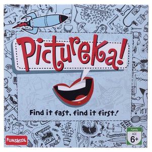 Funskool Pictureka Game,9607000