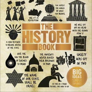 The History Book (Big Ideas) 9780241225929