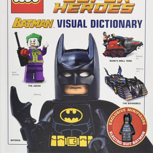 Lego Superheros Batman: Visual Dictionary ( Lego DC Universe Super Heroes) 9780756697877