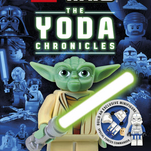 Star Wars The Yoda Chronicles (LEGO) 9781409333586