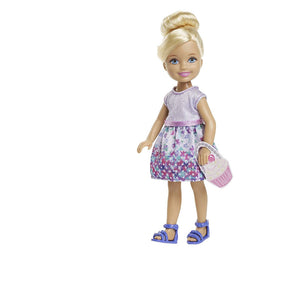 Barbie Chelsea Doll , Multi Color CLG14-CLG16