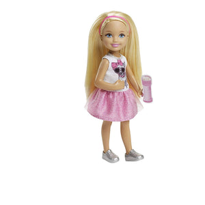 Barbie Chelsea Doll , Multi Color CLG14-CLG15