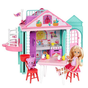 Barbie Doll Club Chelsea Playhouse DWJ50