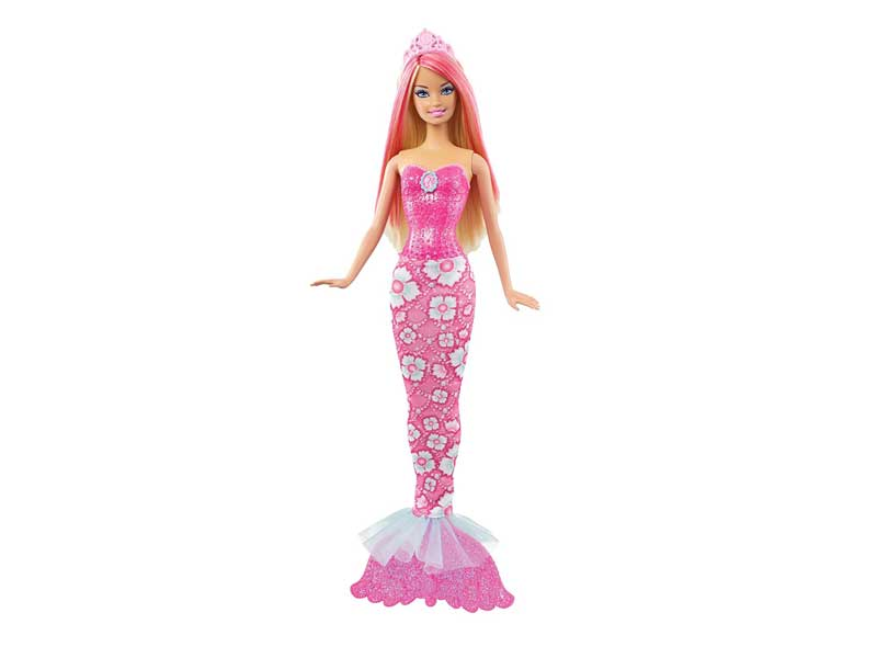 Barbie Doll Color Magic Blonde , Pink X9452-X9453