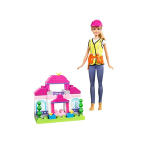Barbie Doll Builder and Playset FCP76