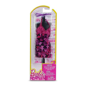 Barbie Doll Dress Pink Love Hearts BCN46  ( Dress for Barbie Dolls )