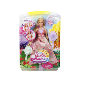 Barbie Doll Dreamtopia Color Styling Princess DWH42-DWH41