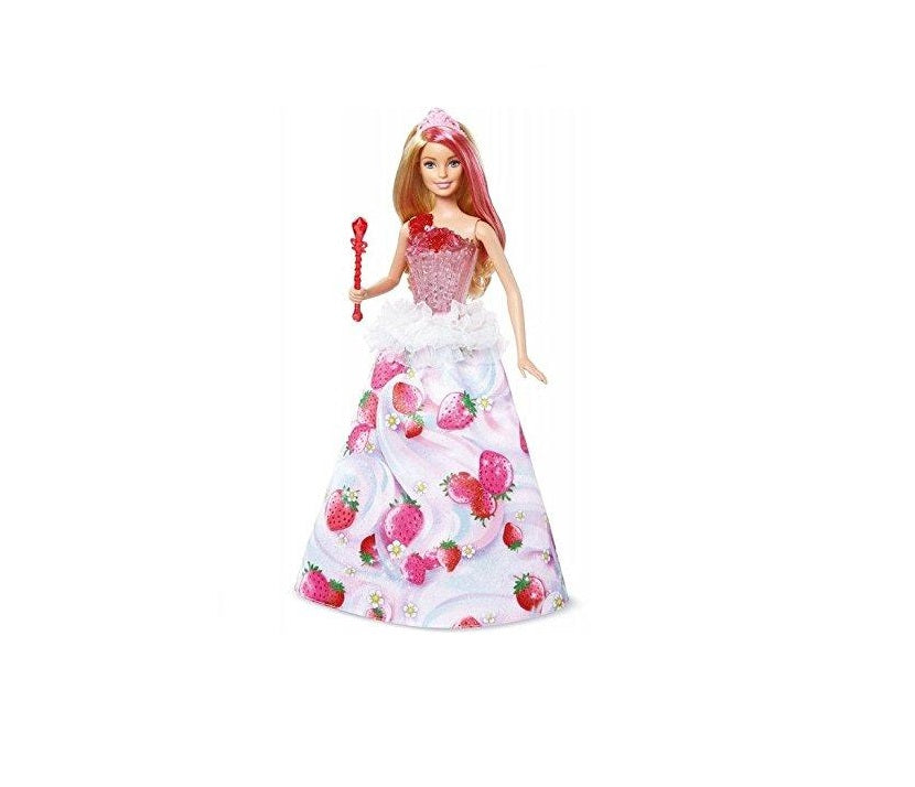 Barbie Doll Dreamtopia Sweetville Princess DYX27-DYX28