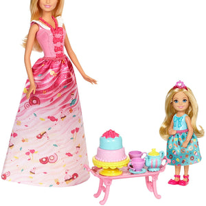 Barbie Dreamtopia Sweetville Doll Princess Tea Party