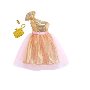 Barbie Doll Dress Fashion Complete Look FND47-FKT10