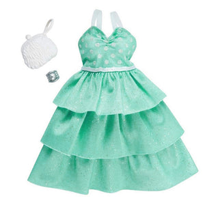 Barbie Doll Dress Fashion Complete Look  FND47-FKT09