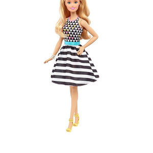 Barbie Fashionistas Doll Power Print FBR37-DVX68