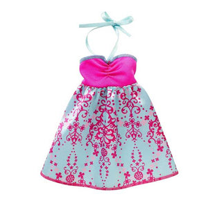 Barbie Fashions Dress, Bright Boho CFX65-CFX67 ( Dress for Barbie Dolls )
